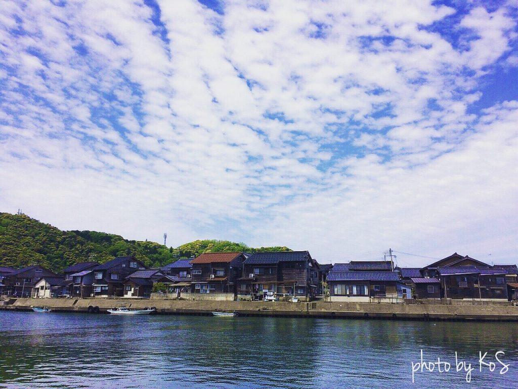 竹野の街並み散策体験