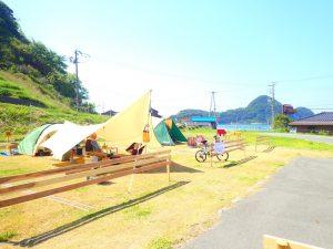竹野子ども体験村・キャンプ場休止のお知らせ