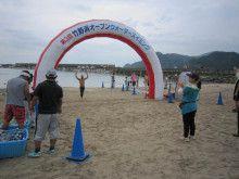 第9回竹野浜オープンウォータースイミング大会開催日決定!