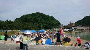 第7回竹野浜オープンウォータースイミング大会結果について