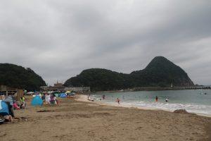 8月10日(木)竹野海岸海水浴場の運営について