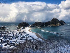 冬にしか見れない竹野の絶景10選